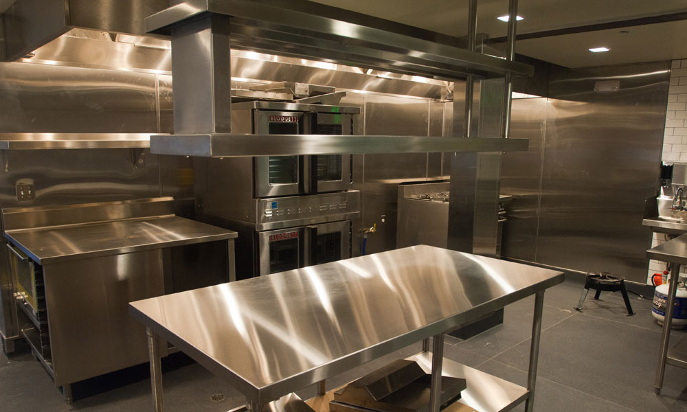 Commercial Kitchen Design Consultants San Francisco