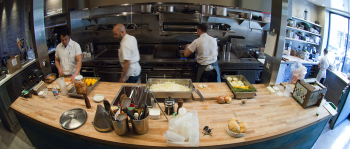 Commercial Kitchens San Francisco
